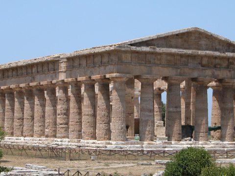 Tempio di Nettuno - Paestum