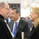 Laurea Honoris Causa a SAS Alberto II, Principe di Monaco